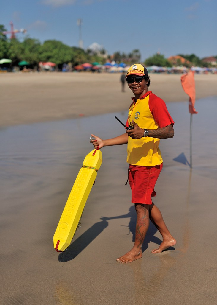 Image result for bali lifeguard