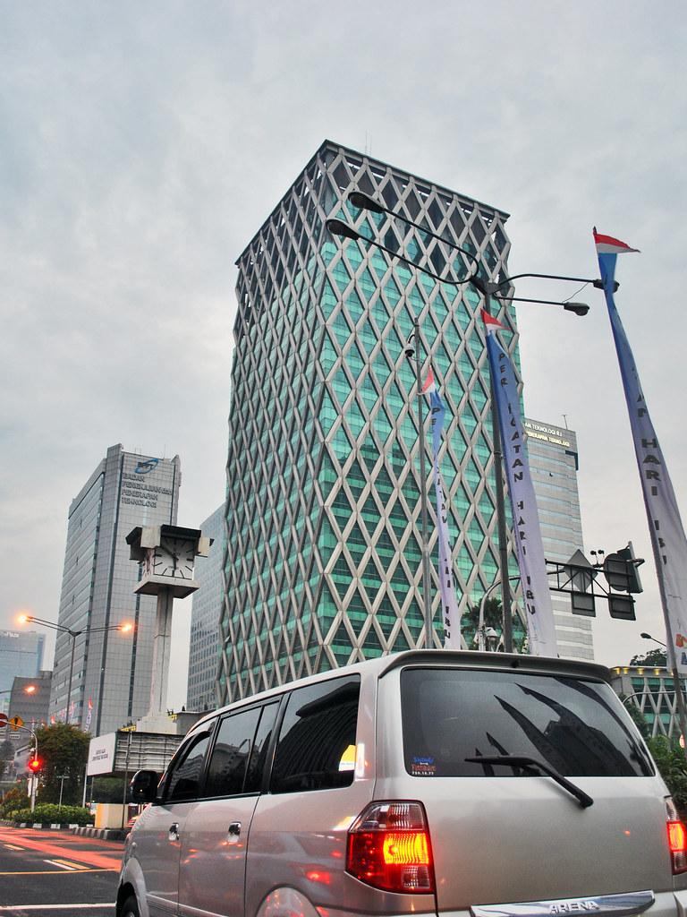 Gedung Kementerian Agama Thamrin