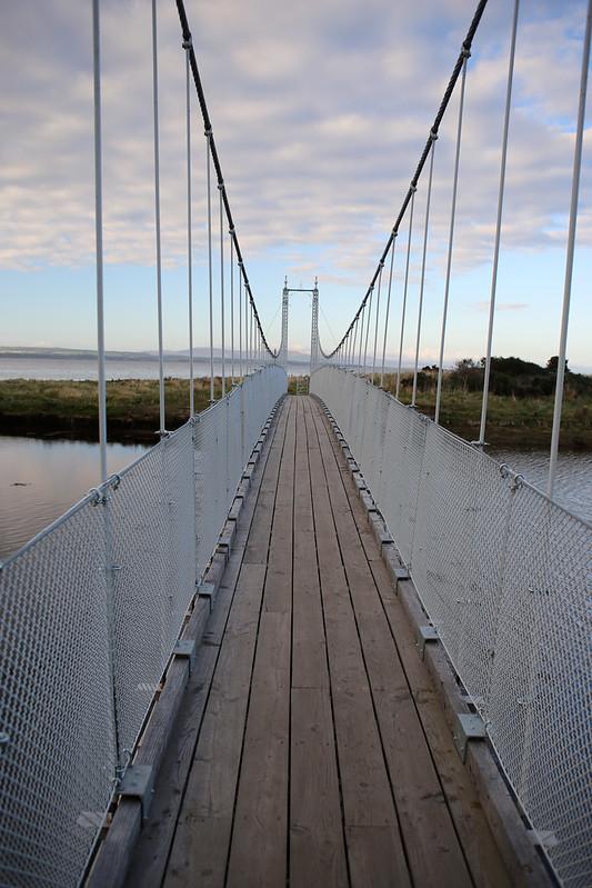 Alexandra Bridge, Tain