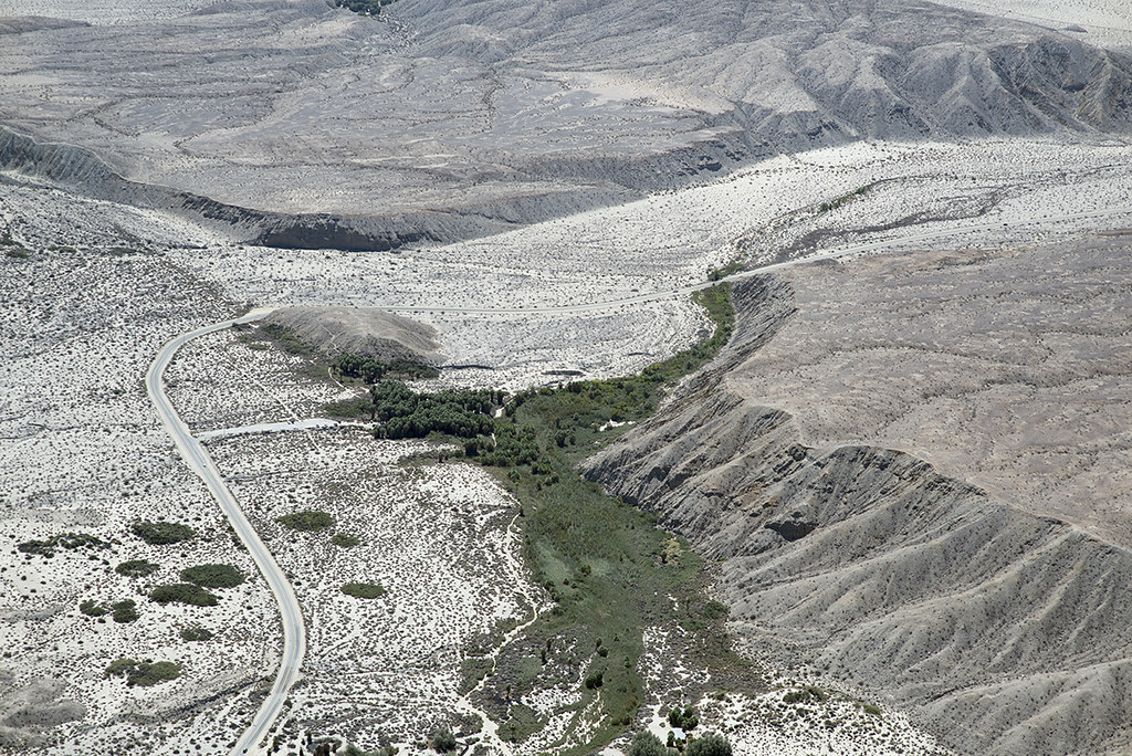 1000 Palms California Map.Aerial View Of Thousand Palms Oasis And The Mission Creek Flickr
