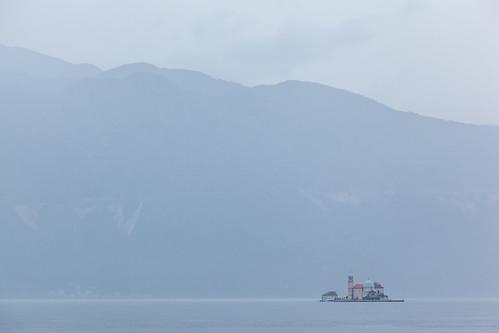 travel rain landscape bay mediterranean sade saintgeorge spv montenegro kotor csfb välimeri lepetane