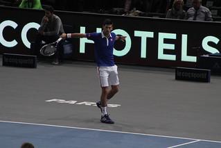 Novak Djokovic | by tennis buzz