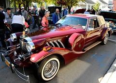 Ballston Spa Car Show: Zimmer Spirit