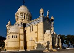Alger, Notre Dame d'Afrique