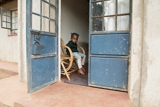A Child Rests After School | by World Bank Photo Collection