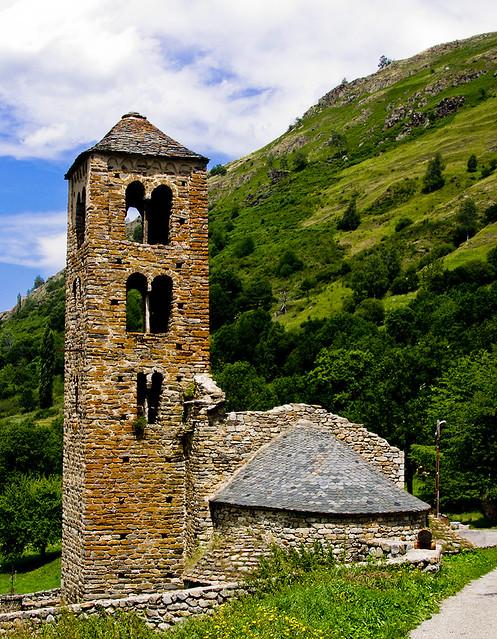 El romanic de Merens / Romanesque at Merens