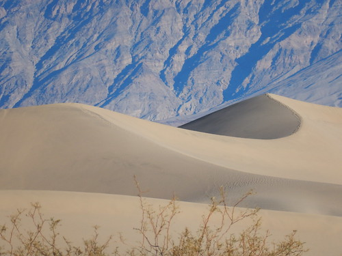 Death Valley NP - Mesquite Flat Sand Dunes - 2