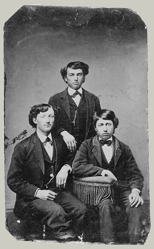 Three in a Tintype