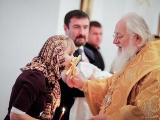Литургия в Спасском соборе 320