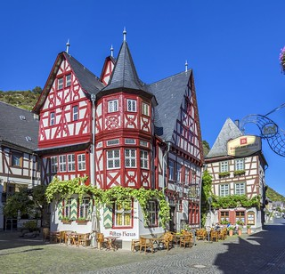 Altes Haus, Bacharach | by Frawolf77