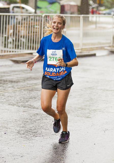 22 Maraton Solidaria Canal 5