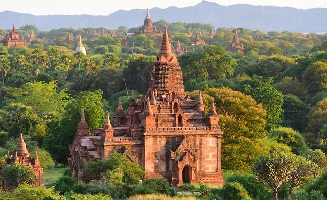 Bagan, Myanmar  D810 2117