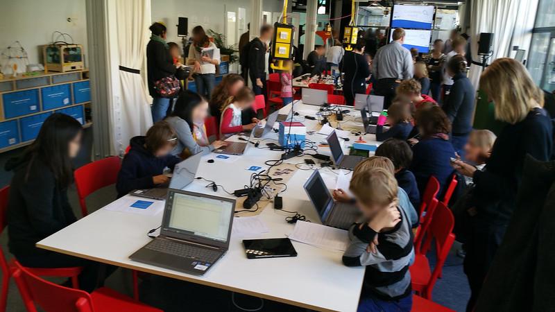 Game Programming Workshop FabLab Berlin