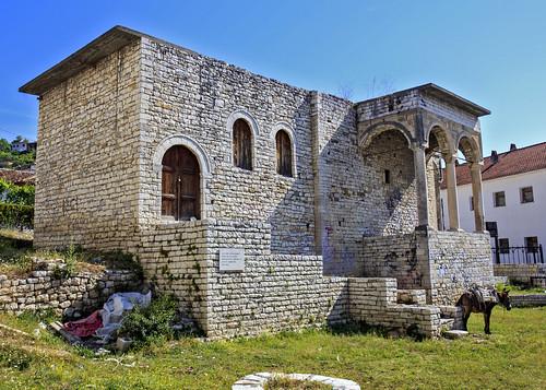 vacation holiday al palace albania pasha berat serai 2015 heritagesite serail