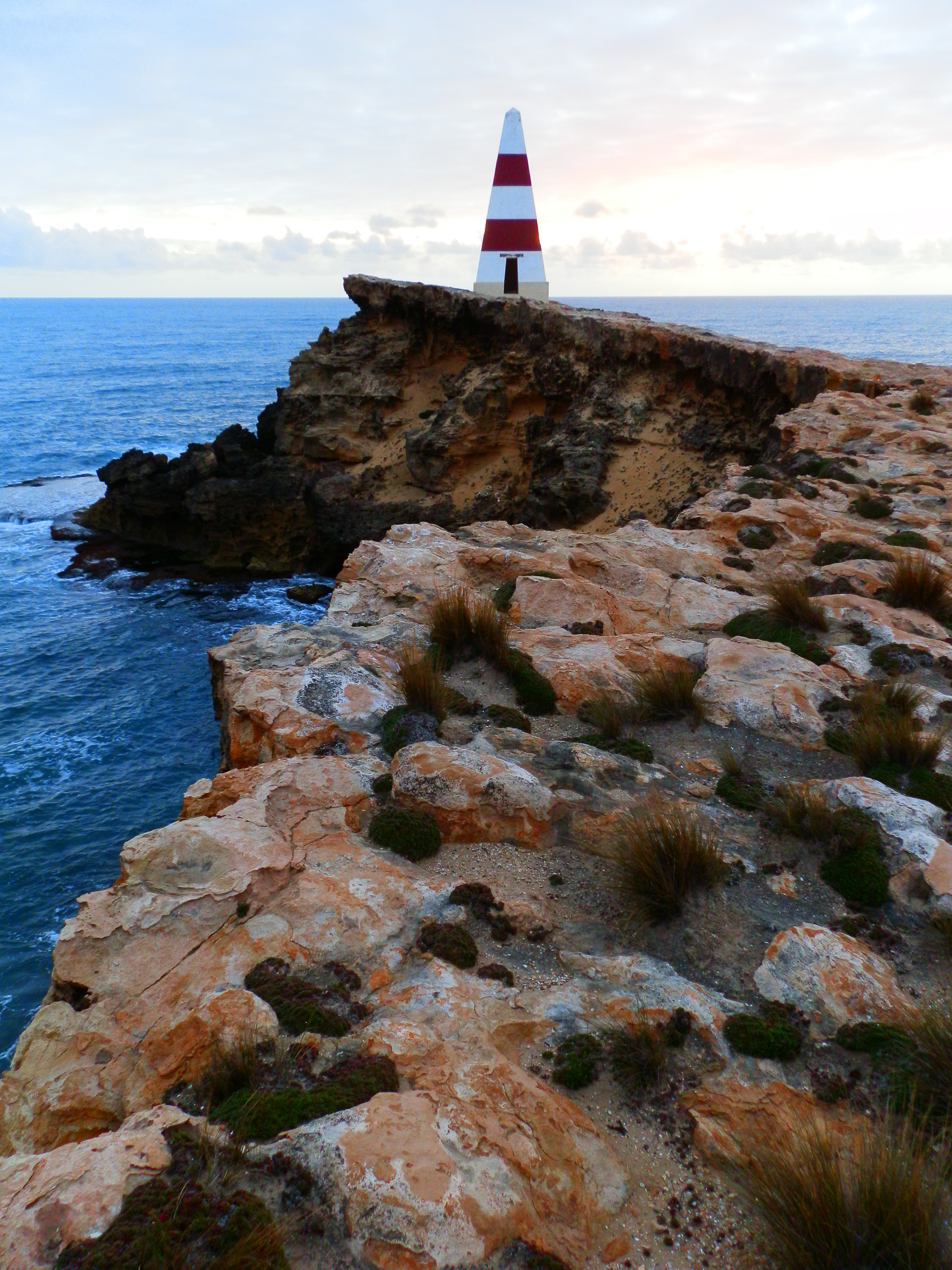 Cape Dombey Obelisk at Sunset, Robe, South Australia
