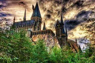 Hogwarts School   by Dr.Deer