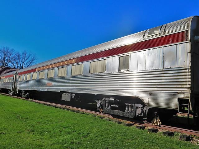Pennsylvania at Harlansburg Transportation Museum