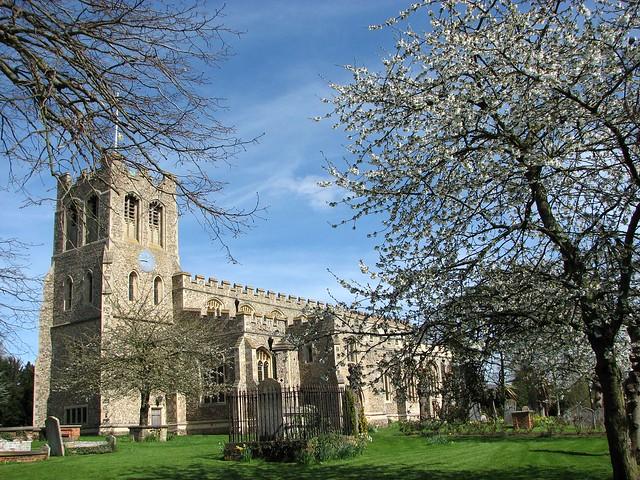 Coggeshall, Essex - St Peter ad Vincula (32)