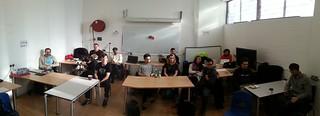Pan classroom   by Daniel Sikar