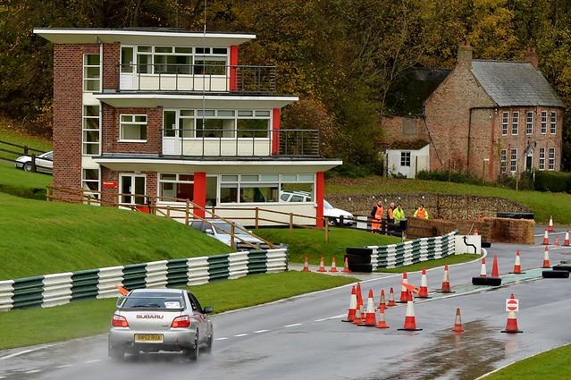 Philip Megginson/Paul Turner, Subaru Impreza 1994 cc Class 6, 2016 North Humberside Stage Rally, Cadwell Park, 20th November