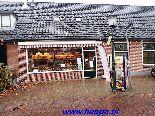 2016-11-09  Gooimeer tocht   25 KM   (22)