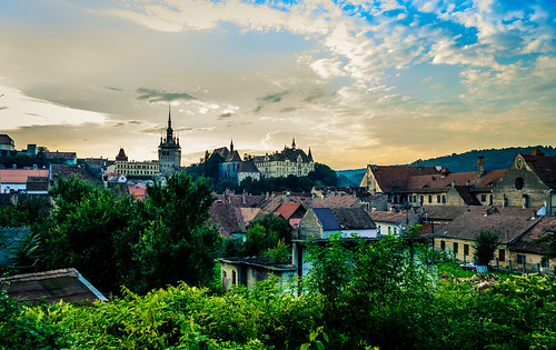 Schäßburg   by Andrei-Daniel Nicolae
