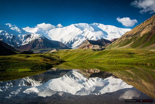 Peak Lenin 7121m, Kyrgyzstan