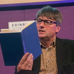 Simon Armitage | Poet Simon Armitage reads from his prize-winning Walking Home at the Book Festival © Alan McCredie