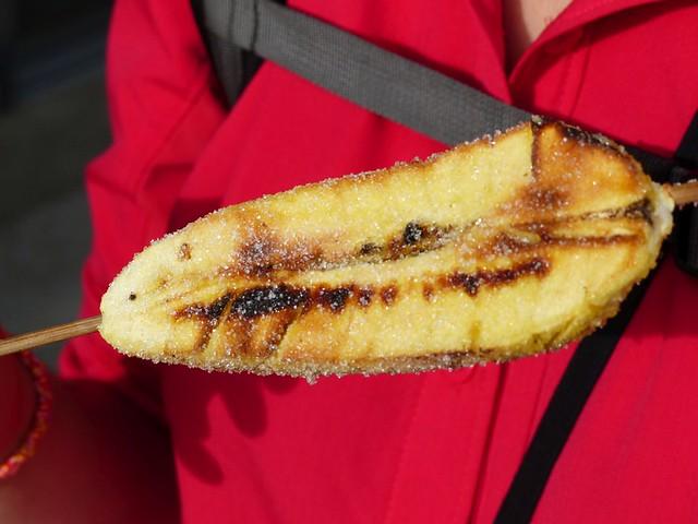 Banane barbecue