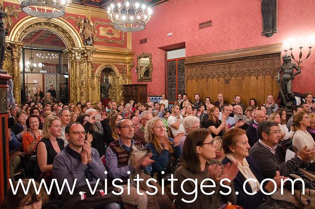 SITGES CANTA I MUSEUS DE SITGES AMB LA MARATÓ DE TV3