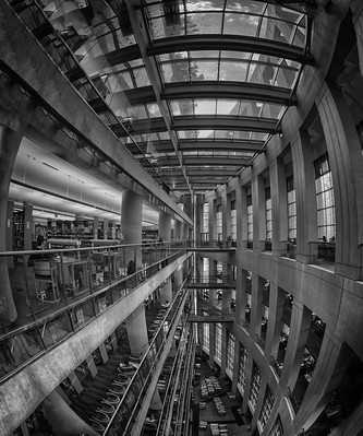 Vancouver Public Library - Central Branch