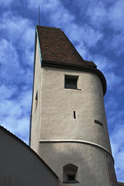 Half A Tower...
