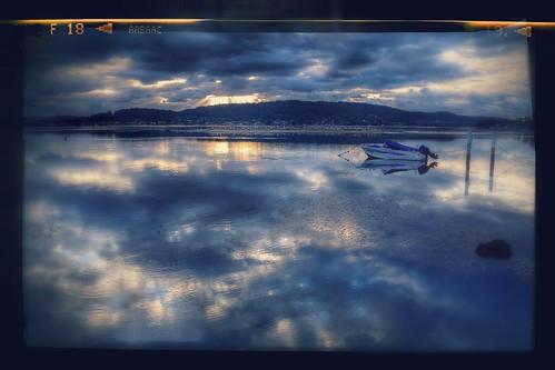 daybreak woywoy sunrise nature australia reflections nswcentralcoast newsouthwales clouds nsw centralcoastnsw water mountains landscape outdoors waterscape blackwall centralcoast dawn mountain