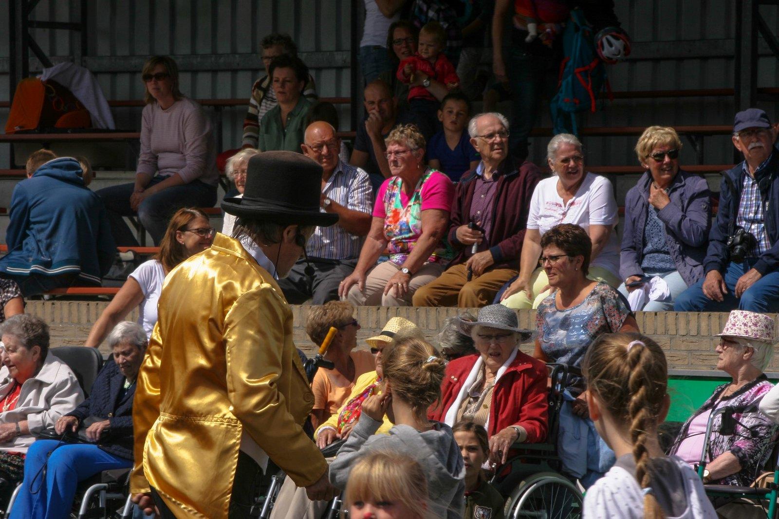 Cirque du Zomerfeest en bingo -16