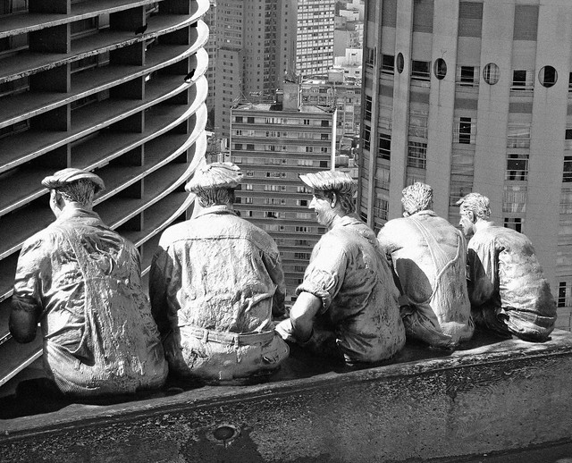 Girder Workers