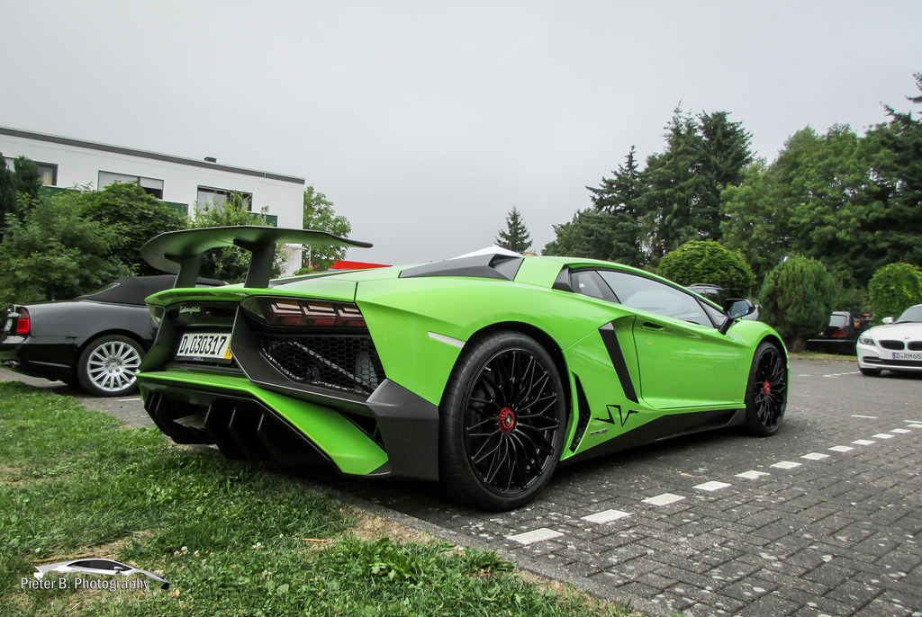 Lamborghini Aventador Lp750 4 Superveloce Facebook Www Fa Flickr
