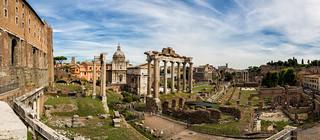 Fori imperiali - Rome | by Giuseppe Cammino