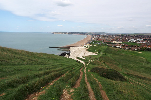 View from Seaford Head