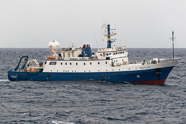 #ONCabyss Expedition 2021 - E/V Nautilus