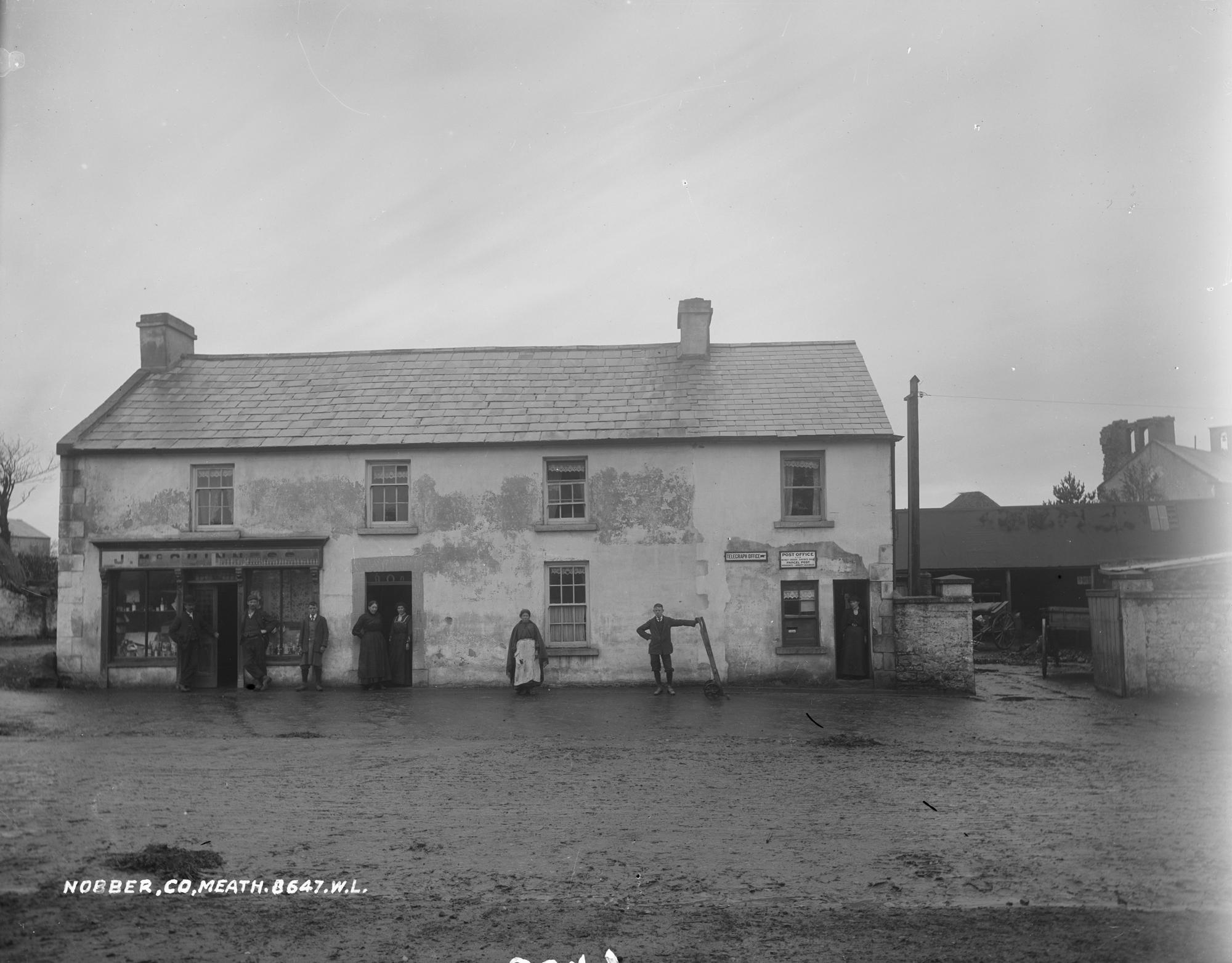 McGuinness's Shop, Nobber, Co. Meath