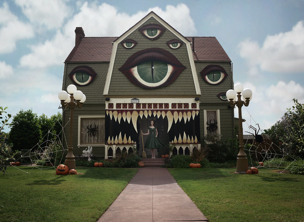 MonsterHouse#1