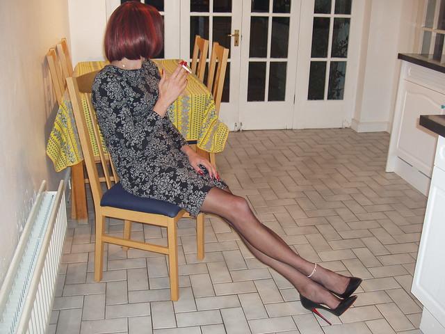 Relaxing in Nylon