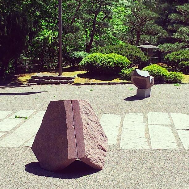 Re-Entry Cone by Noguchi 1970.