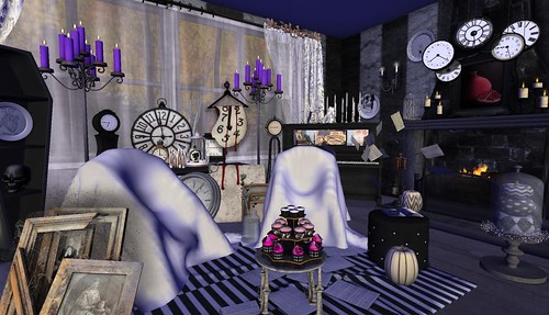 Finishing Touches_Hands of Time | by Hidden Gems in Second Life (Interior Designer)