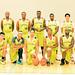 2015 - 2016 Men's Varsity Basketball Team