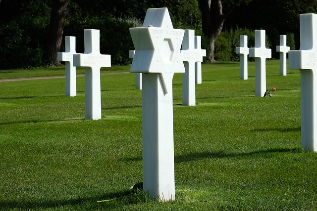 Normandie (France) - The American War Cemetery of Colleville-Sur-Mer