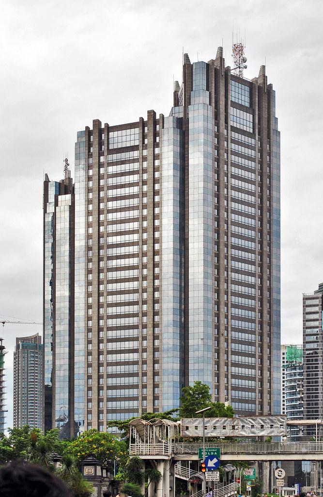 Bursa Efek Indonesia, Gedung 1