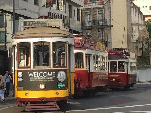 """""""Welcome"""" to Lisboa 