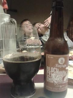 Espiga Blackcelona Brandy barrel aged | by pep_tf