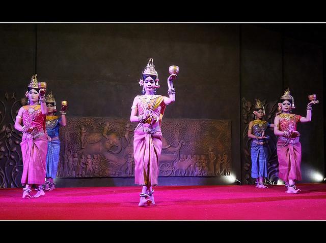 Siem Reap K - Robam Tep Apsara 02